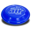 Hundefrisbee Hero Air Blau